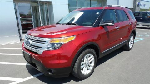 Used Ford Explorer XLT